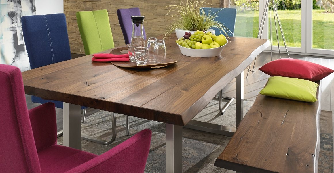 Piana Walnut Dining & Living