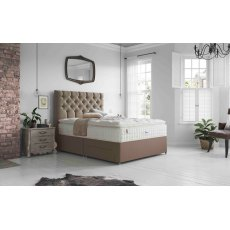 Relyon Luxury Silk 2850 Divan Bed
