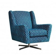 Felix Swivel Accent Chair