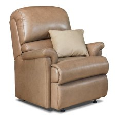 Sherborne Nevada Fixed Chair (leather)