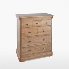Lamont Chest of 7 Drawers (3+2+2)