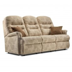 Sherborne Keswick Fixed 3 Seater Sofa (fabric)