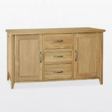 Windsor 3 Drawer 2 Door Sideboard
