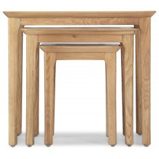 Willand Nest of 3 Tables