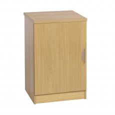 Compton Desk Height Cupboard 480mm Wide