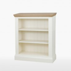 Coelo Medium Bookcase with 2 Shelves