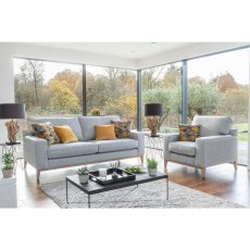 Fairmont 3 Seater Sofa