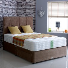 Smeaton Ultimate Natural 1000 Divan Bed