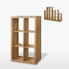 Windsor Venice Shelf Unit 135cm x 87cm