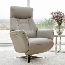 Havana Swivel Recliner