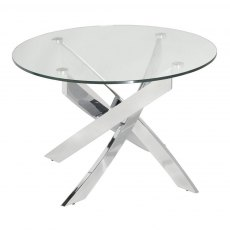 Cluster Small Circular Dining Table