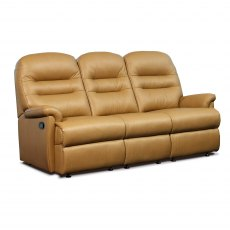 Sherborne Keswick Reclining 3 Seater Sofa (leather)