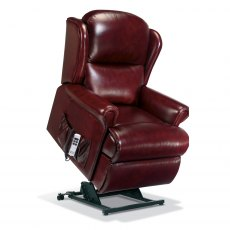 Sherborne Malvern Electric Lift & Rise Care Recliner (leather)