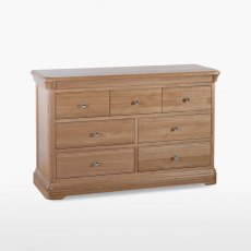 Lamont Chest of 7 Drawers (4+3)