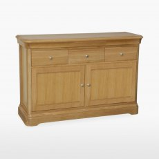 Lamont  Small 2 Door 3 Drawer Sideboard