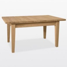 Windsor Extending Dining Table with 1 Leaf