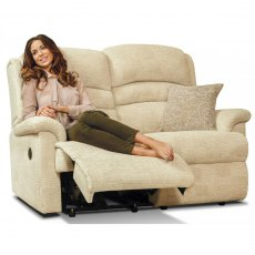 Sherborne Olivia Reclining 2 Seater Sofa (fabric)