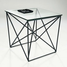 Parker Square Lamp Table