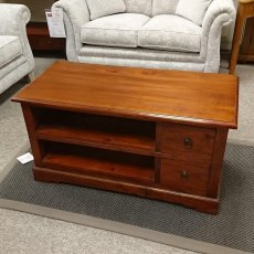 MAHOGANY VILLAGE TV Unit