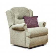 Sherborne Malvern Fixed Chair (fabric)