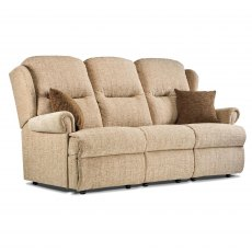 Sherborne Malvern Fixed 3 Seater Sofa (fabric)