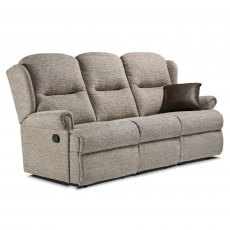 Sherborne Malvern Reclining 3 Seater Sofa (fabric)