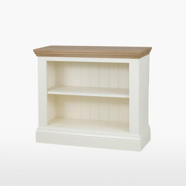 TCH Furniture Coelo Low Bookcase with 1 Shelf