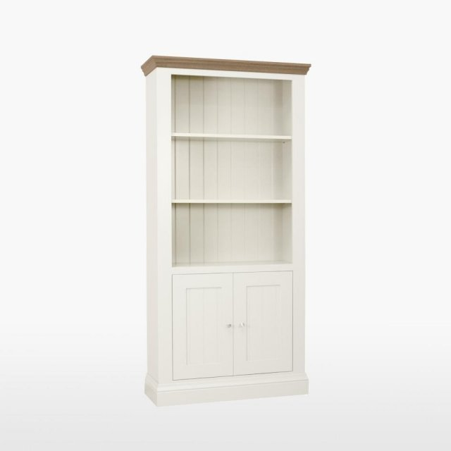 TCH Furniture Coelo Bookcase with 2 Doors