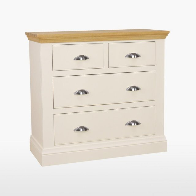 TCH Furniture Coelo Chest with 4 Drawers (2+2)