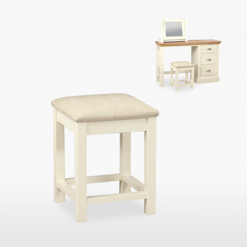 TCH Furniture Coelo Bedroom Stool (in fabric)