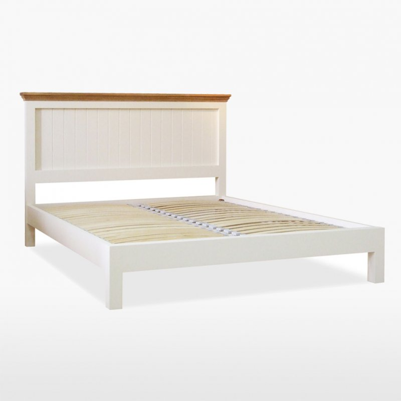 TCH Furniture Coelo Single 3'0 Panel Bedstead with Low Foot End