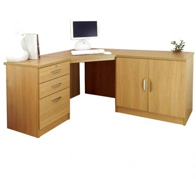 Whites Compton Home Office Furniture Set-13