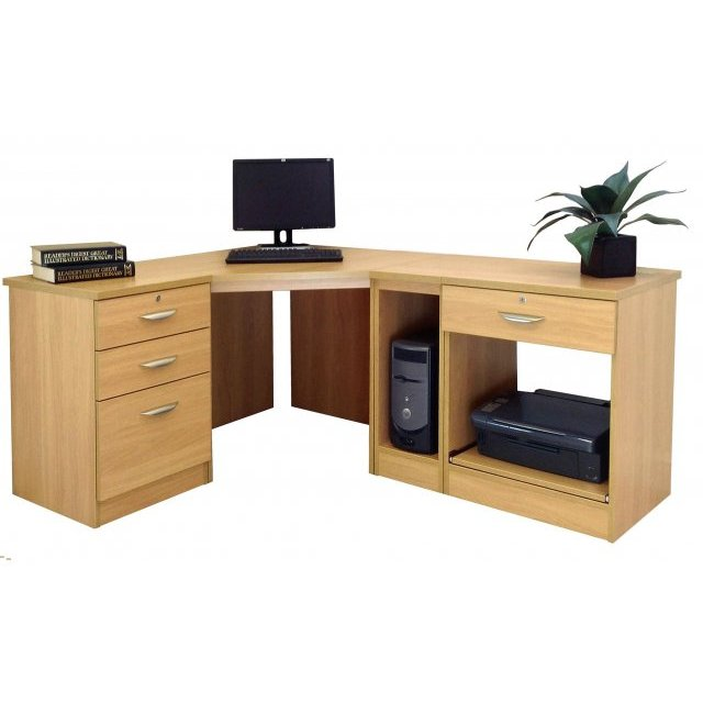 Whites Compton Home Office Furniture Set-18
