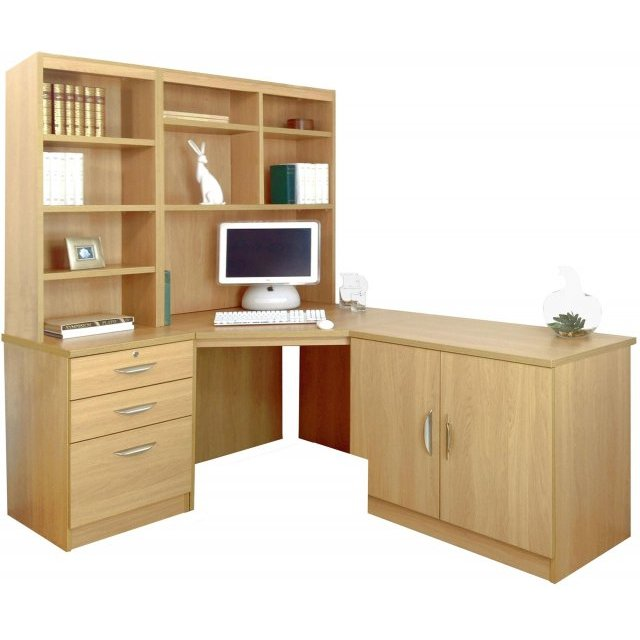 Whites Compton Home Office Furniture Set-19