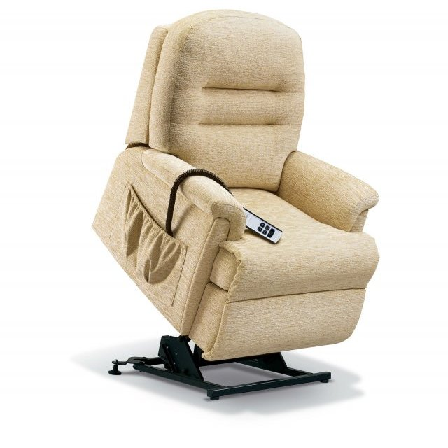 Sherborne Upholstery Sherborne Keswick Electric Lift & Rise Care Recliner (fabric)