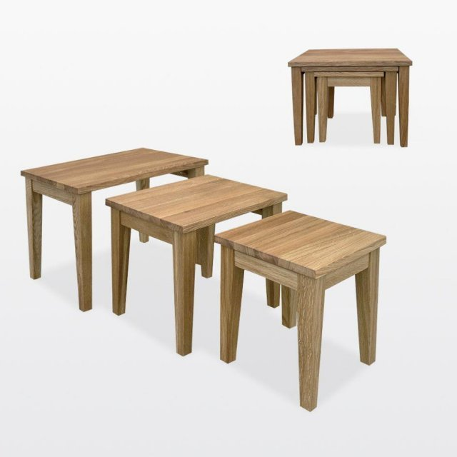 TCH Furniture Windsor Nest of Tables