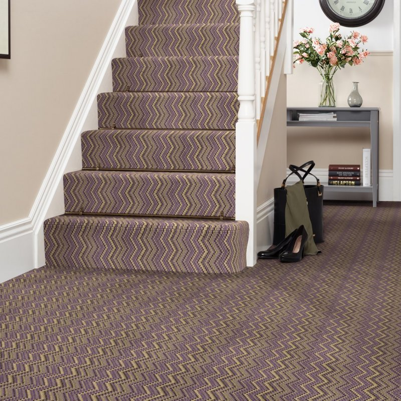Whitestone Weavers Deco Zig Zag