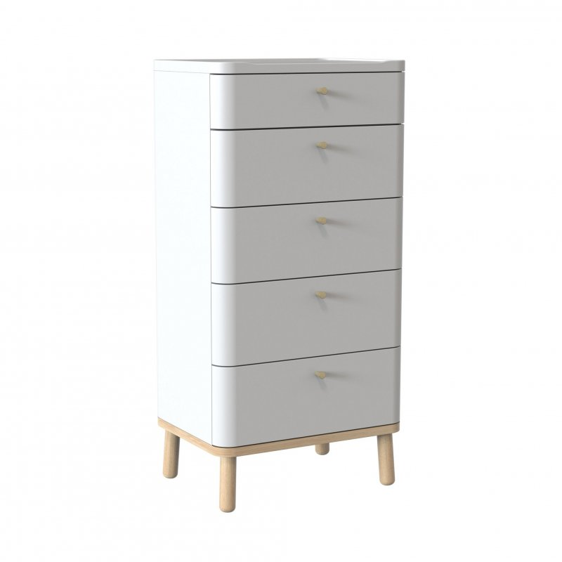 TCH Furniture Trua 5 Drawer Chest