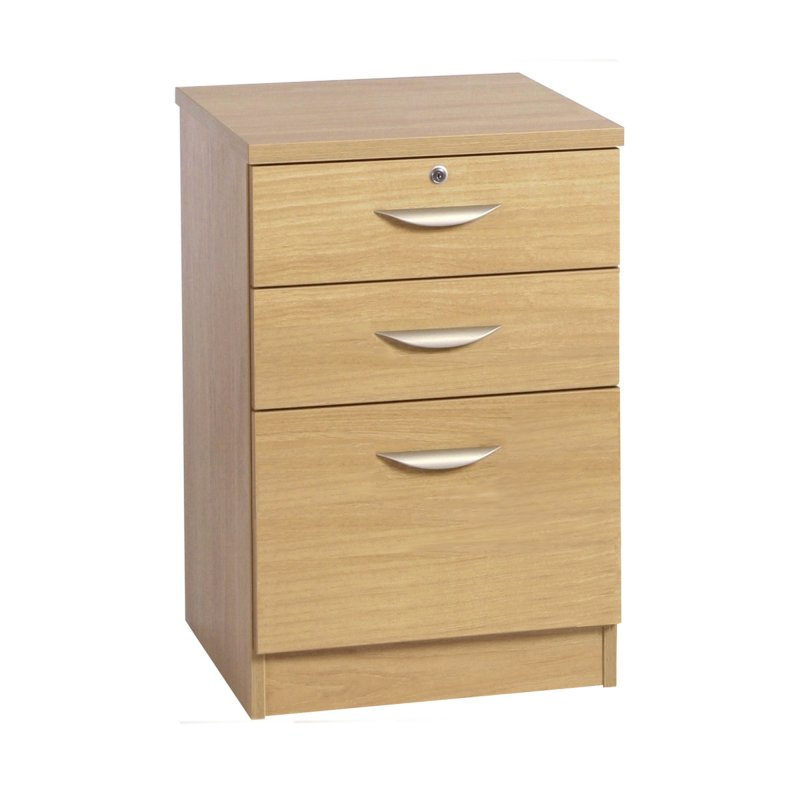 Whites Compton 3 Drawer Unit / Filing Cabinet