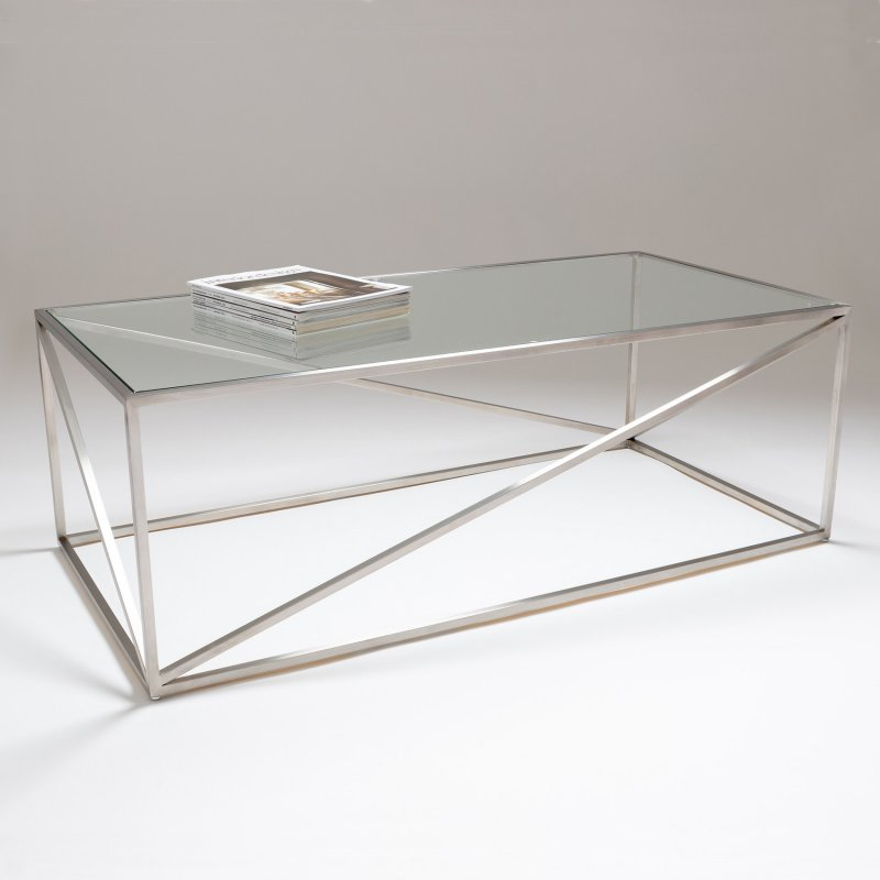 Chelsom Linea Rectangular Coffee Table
