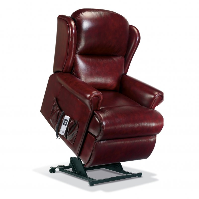 Sherborne Upholstery Sherborne Malvern Electric Lift & Rise Care Recliner (leather)