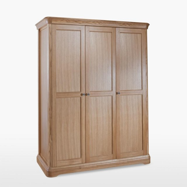 TCH Furniture Lamont Triple Wardrobe