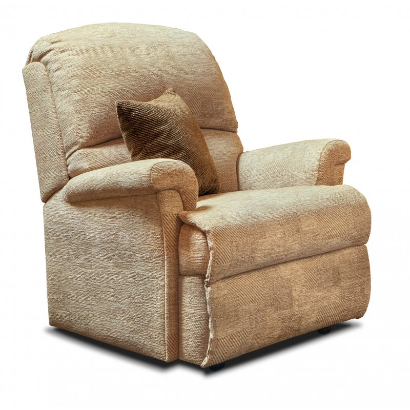Sherborne Upholstery Sherborne Nevada Fixed Chair (fabric)