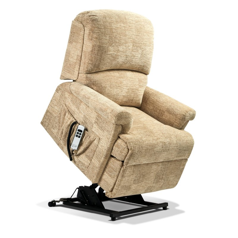 Sherborne Upholstery Sherborne Nevada Electric Lift & Rise Care Recliner (fabric)