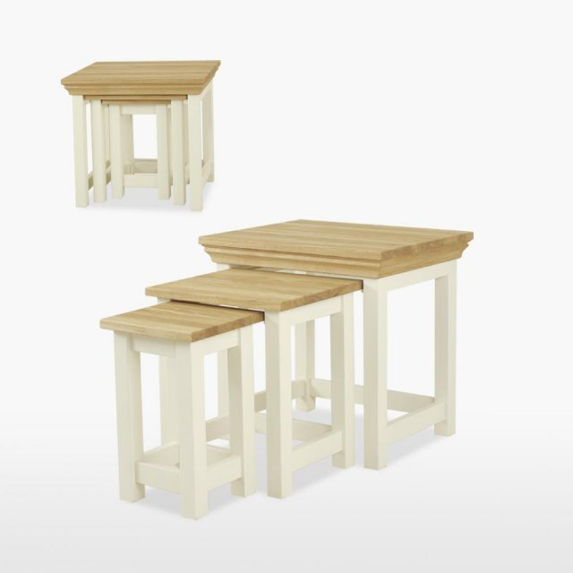 TCH Furniture Coelo Nest of Tables